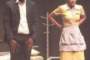 Lázaro Ramos e Taís Araújo se emocionam ao dedicar peça àvereadora Marielle Franco