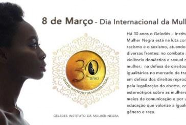 Abril: aniversário de muitas lutas feministas