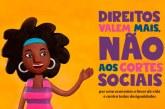 Campanha Direitos valem mais, não aos cortes sociais