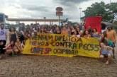 A luta do movimento estudantil, para permanência de estudantes bolsistas da Universidade Federal de São Paulo.