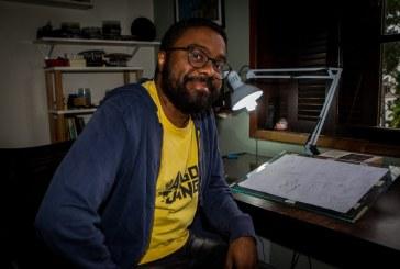 Marcelo D'Salete é indicado ao Prêmio Eisner, o Oscar dos quadrinhos