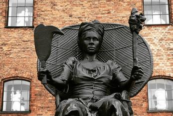 Dinamarca inaugura primeira estátua em homenagem às mulheres negras