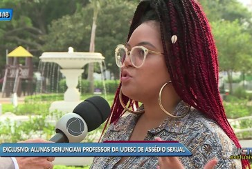 NOTA PÚBLICA - Denúncia sobre professor da UDESC