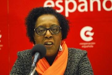 """#Geledes30anos – Vicenta Camusso : """"Geledés nesses 30 anos tem significado aprendizagem, solidariedade e aporte"""""""