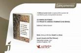 """Lançamento do livro """"Lei Maria da Penha e o projeto jurídico feminista no Brasil"""""""