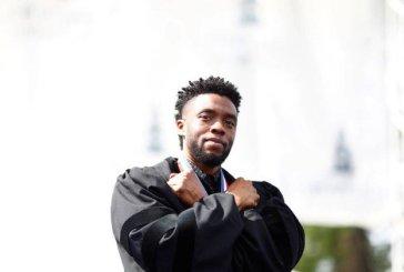 Ator de Pantera Negra faz discurso inspirador em universidade americana