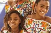 Glória Maria posa com as filhas e fala sobre criação: 'mostro a elas que o mundo também é negro'