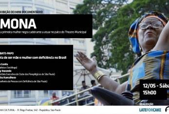 Documentário:MONA – A primeira mulher negracadeiranteaatuar no palco do teatro municipal