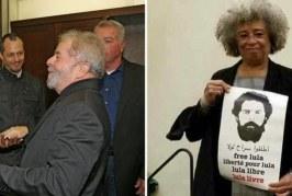 Lula ganha apoio de Angela Davis e Danny Glover para Prêmio Nobel da Paz