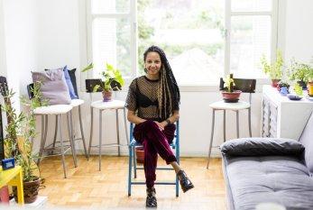 Poliana Corrêa e o 'trabalho de cupim' em busca de espaço para negros na publicidade