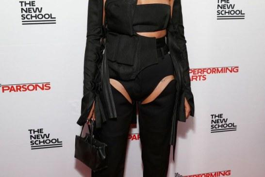 Solange Knowles foi homenageada no baile de gala da Parsons