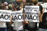 Conselheiro nacional de Educação defende revogação da reforma do ensino médio