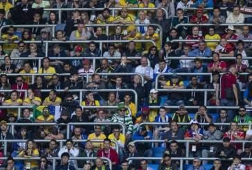 Crime e castigo para os homens extraordinários de vídeo da Copa da Rússia