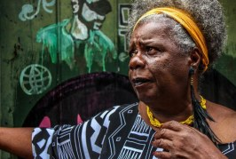 Conceição Evaristo: 'A literatura está nas mãos de homens brancos'