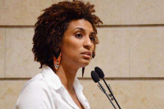 Sistema dificulta a eleição de mulheres como Marielle, critica procurador