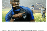 """Racismo: Matéria do jornal 'O Globo' compara Pogba a um """"animal que sai do cativeiro"""""""