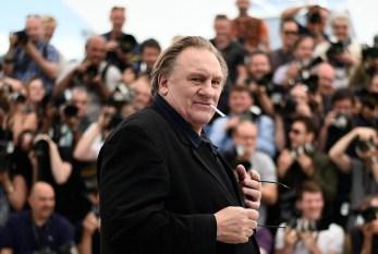 Gérard Depardieu é acusado de estupro e abuso sexual