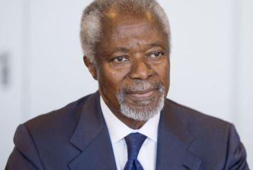Kofi Annan, Nobel da Paz e ex-secretário geral da ONU, morre aos 80 anos