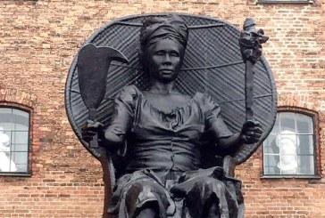 """""""Mary Thomas"""", a primeira estátua pública de uma mulher negra, na Dinamarca"""