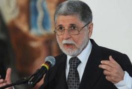 Só o Talibã descumpre ordem da ONU, diz Celso Amorim