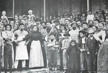 Imigrantes italianos. Quando os refugiados eram eles