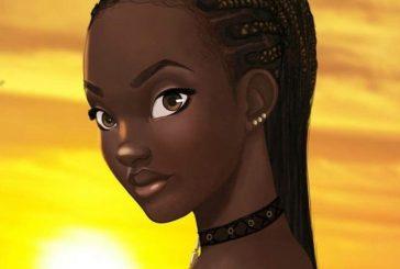 Sadé, Disney anuncia filme com sua primeira princesa africana