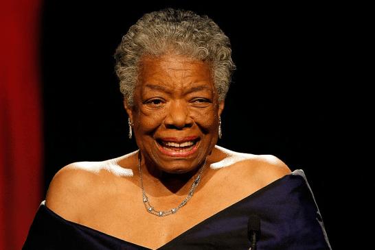"Maya Angelou: ""Ainda assim eu me levanto"""