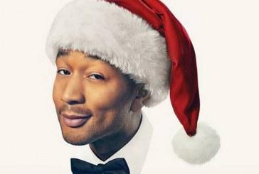 John Legend lança disco de Natal com Stevie Wonder e Esperanza Spalding