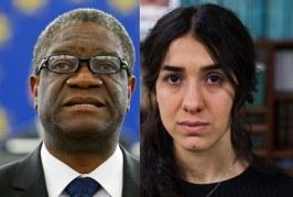 Nobel da Paz 2018 vai para ativistas que lutam contra violência sexual