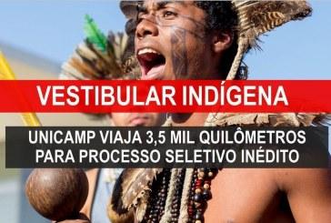 Unicamp inicia viagem de 3,5 mil km para ampliar inclusão de indígenas com vestibular inédito