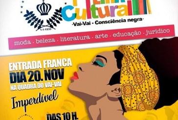 1ª Feira cultural VAI-VAI / Consciência Negra