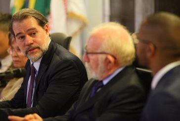 Dias Toffoli defende ações afirmativas para combater discriminação racial