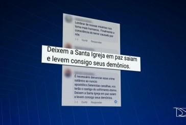 Missa para homenagear quilombos é alvo de ofensas em São Luís