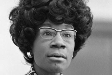 Primeira deputada negra da história dos EUA vai ganhar estátua em parque de Nova York