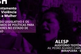 Audiência Pública marca ato de combate à violência contra a mulher