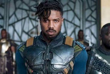 'Pantera Negra': Michael B. Jordan precisou de terapia após interpretar Killmonger