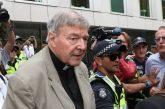 O 'número três' do Vaticano é condenado por estuprar uma criança e abusar de outra