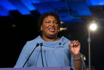 Stacey Abrams, uma voz negra e literária
