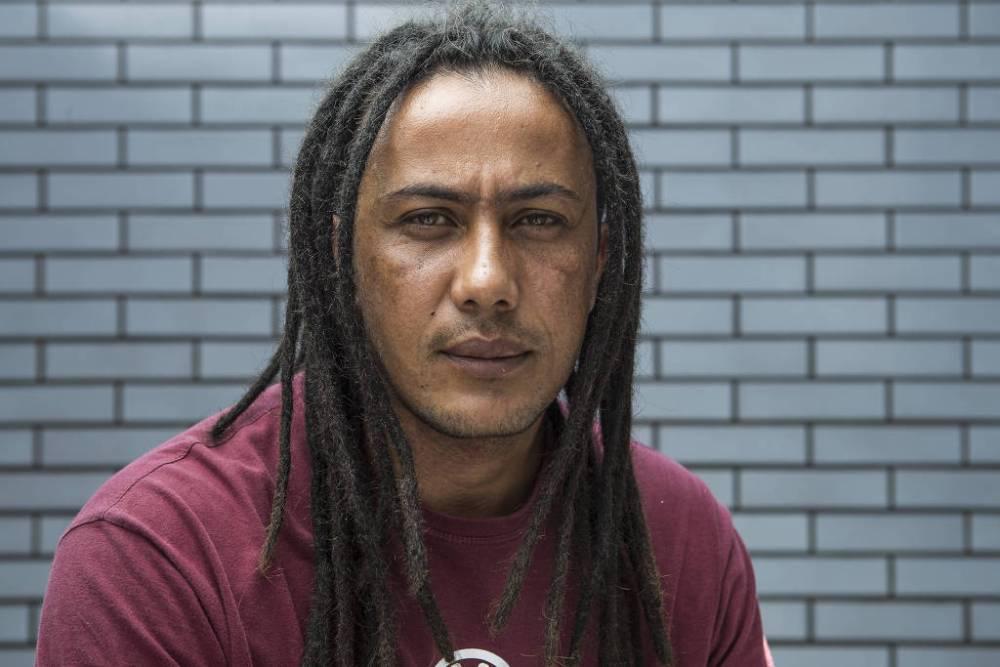 Davi Souza de Freitas, 37, que já sofreu racismo como passageiro em transporte por aplicativo - Jardiel Carvalho:Folhapress