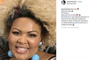 Cantora Deise Cipriano, do Fat Family, morre em SP