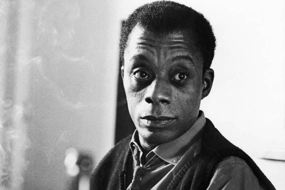 Foto divulgação de James Baldwin