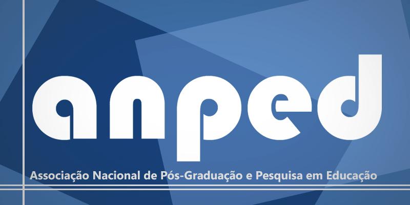 Logo ANPEd - Associação Nacional de Pós-Graduação e Pesquisa em Educação