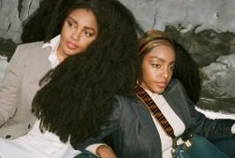 Sisterhood: as irmãs Quann são as novas estrelas da campanha da Fendi