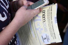 Estudante tem até quarta-feira para pedir isenção de pagamento da taxa do Enem