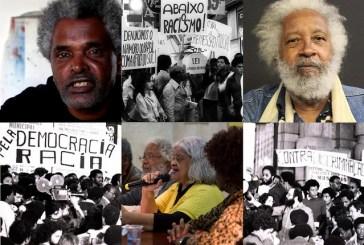 Uma história oral do Movimento Negro Unificado por três de seus fundadores
