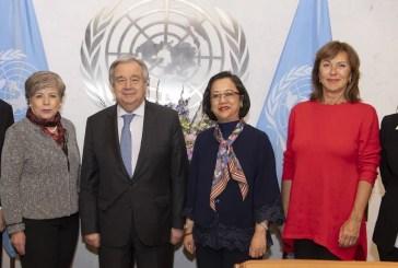 Pela primeira vez, mulheres ocupam chefia de todas as comissões regionais da ONU