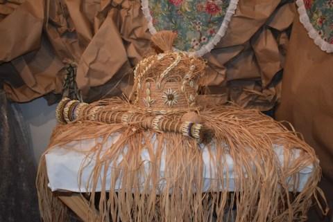 Itens sagrados em religião de matriz africana