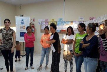 Em Roraima, projeto capacita brasileiras e venezuelanas para enfrentar violência de gênero
