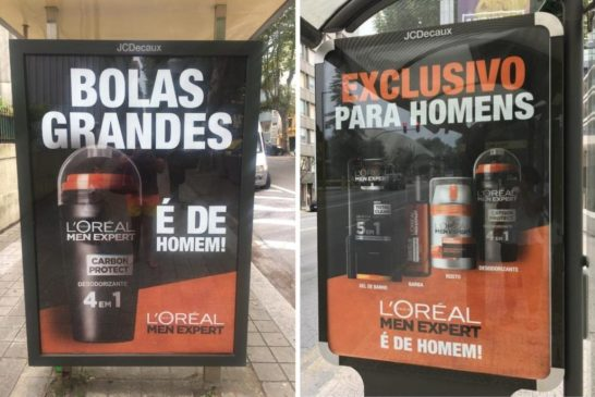 """Mulheres Juristas pedem suspensão da campanha """"É de Homem!"""""""