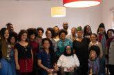 Mandata Quilombo de Erica Malunguinho visita Geledés Instituto da Mulher Negra